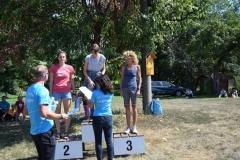 3. Trebbiner Naturlauf - Siegerehrungen