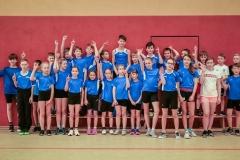 5. Hallen-Kreismeisterschaft im Hochsprung in Mellensee