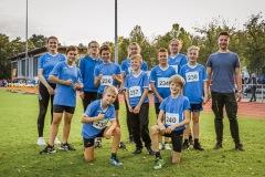 Brandenburgische Meisterschaften (U14/U12) vom 25.09. in Hohen Neuendorf