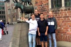 DM Jugend U16 in Bremen