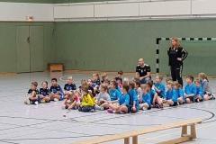 Handball-Minis: Turnier in Ahrensdorf