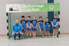 Handball-Minis: Turnier in Werder
