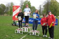 Kreismeisterschaften Mehrkampf in Jüterbog