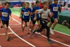 Landeshallenmeisterschaften Mehrkampf U16 in Cottbus