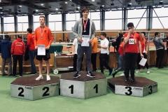 Landeshallenmeisterschaften U16 Einzel und Winterwurf in Potsdam