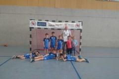 Handball-Minis: Saisonabschluss-Turniere