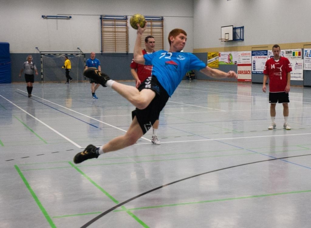 Sc Trebbin Handball